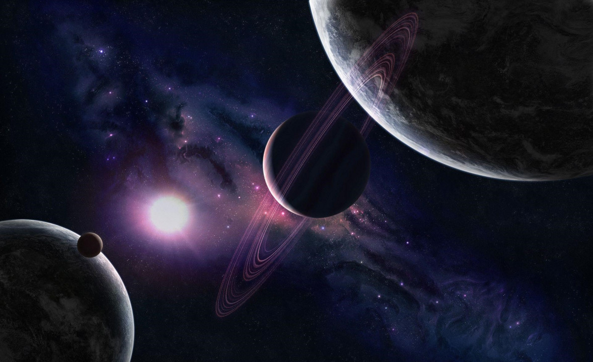 Hd Planets Space wallpaper
